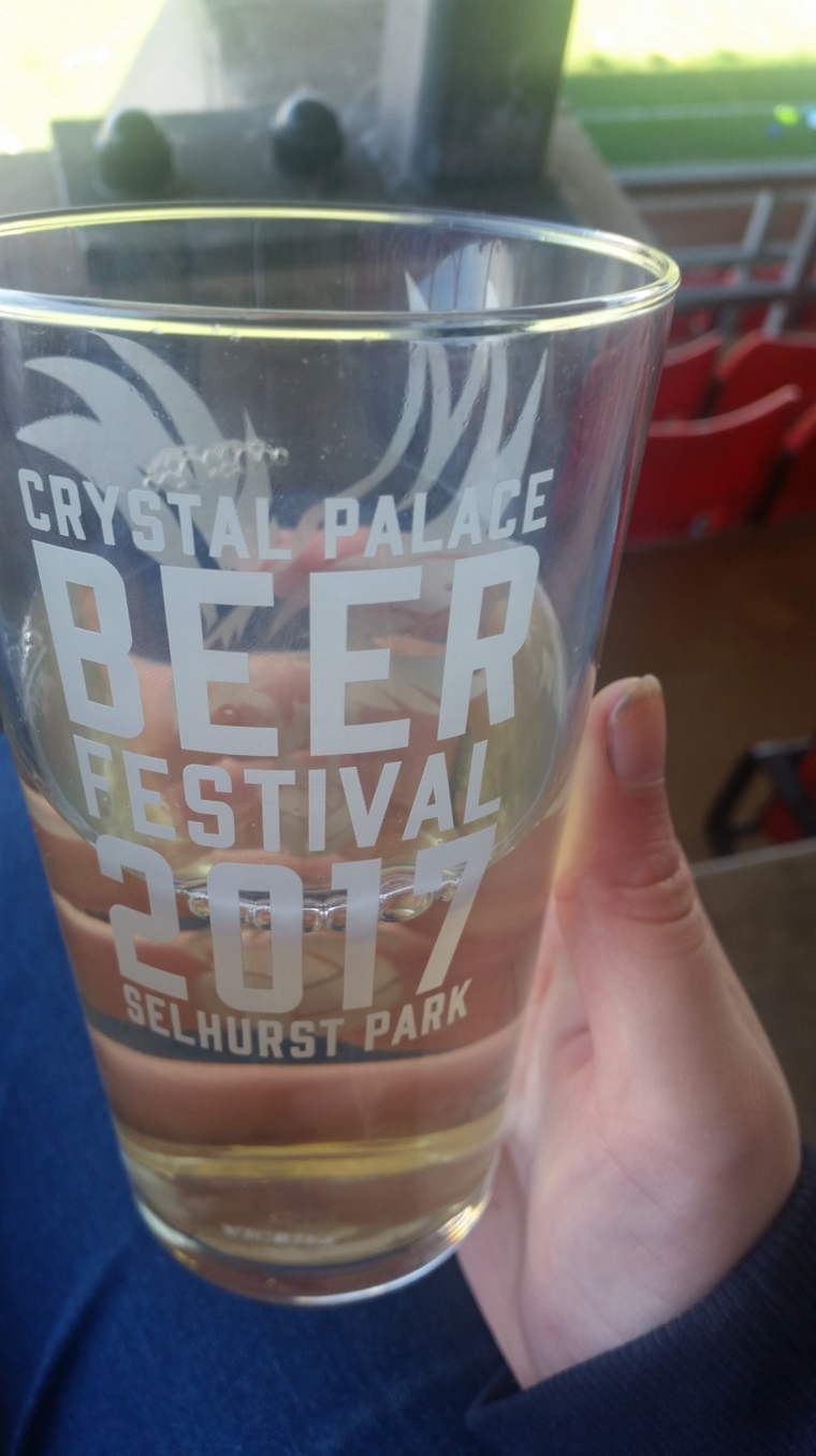 An incredibly pale cider in a pint glass