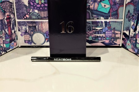 Day sixteen box reveals a makeup product