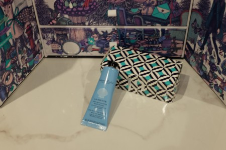 Look Fantastic advent gifts a Crabtree & Evelyn tube product