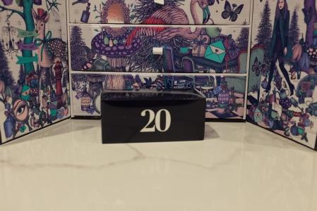 20th box of the Look Fantastic 2017 advent calendar