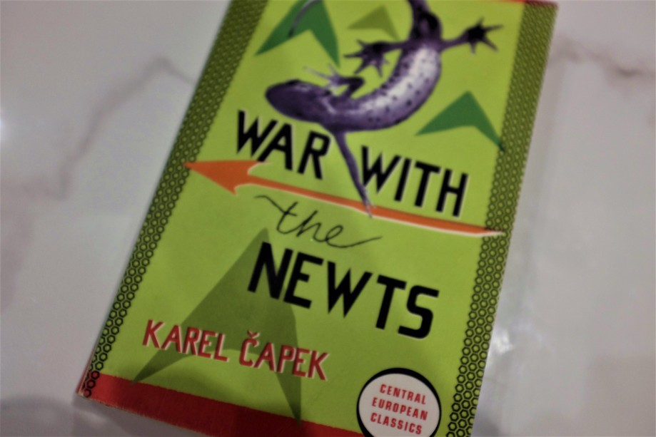 Book by Karel Capek