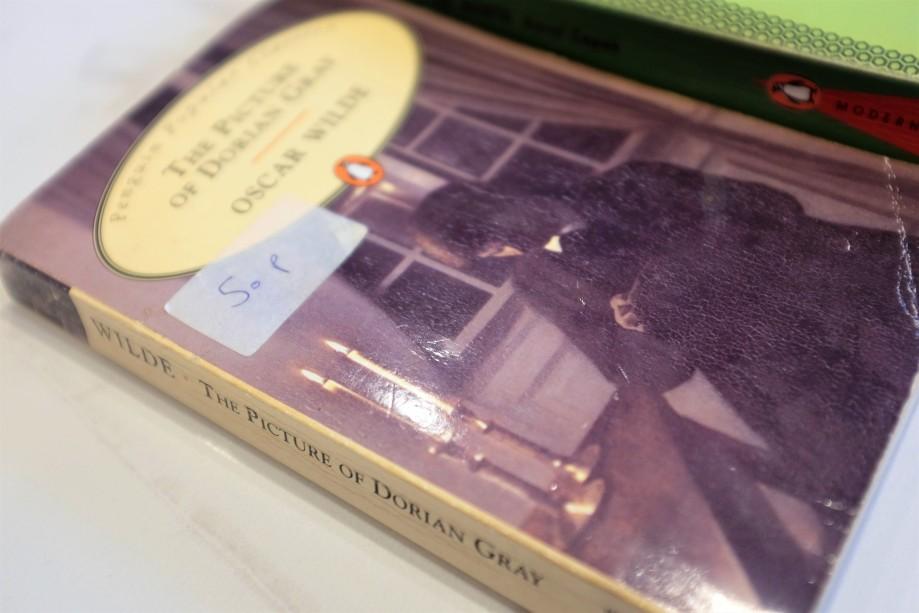Penguin Books classics series