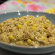 Quick mid-week risotto