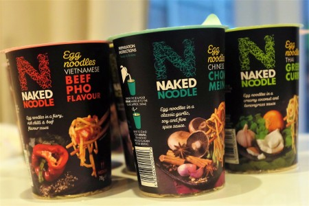 Naked Noodle packaging
