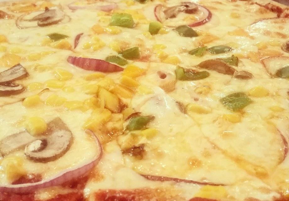 Very cheesy pizza in Croydon