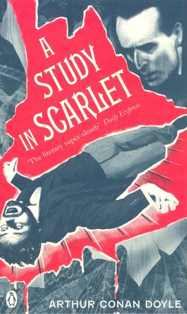 Arthur Conan Doyle's A Study In Scarlet