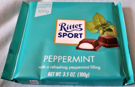 Colourful variety ritter sport