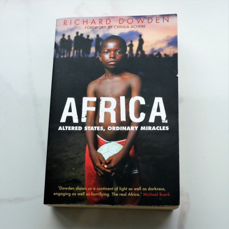 Paperback cover of Africa