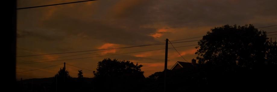 Edited sunset